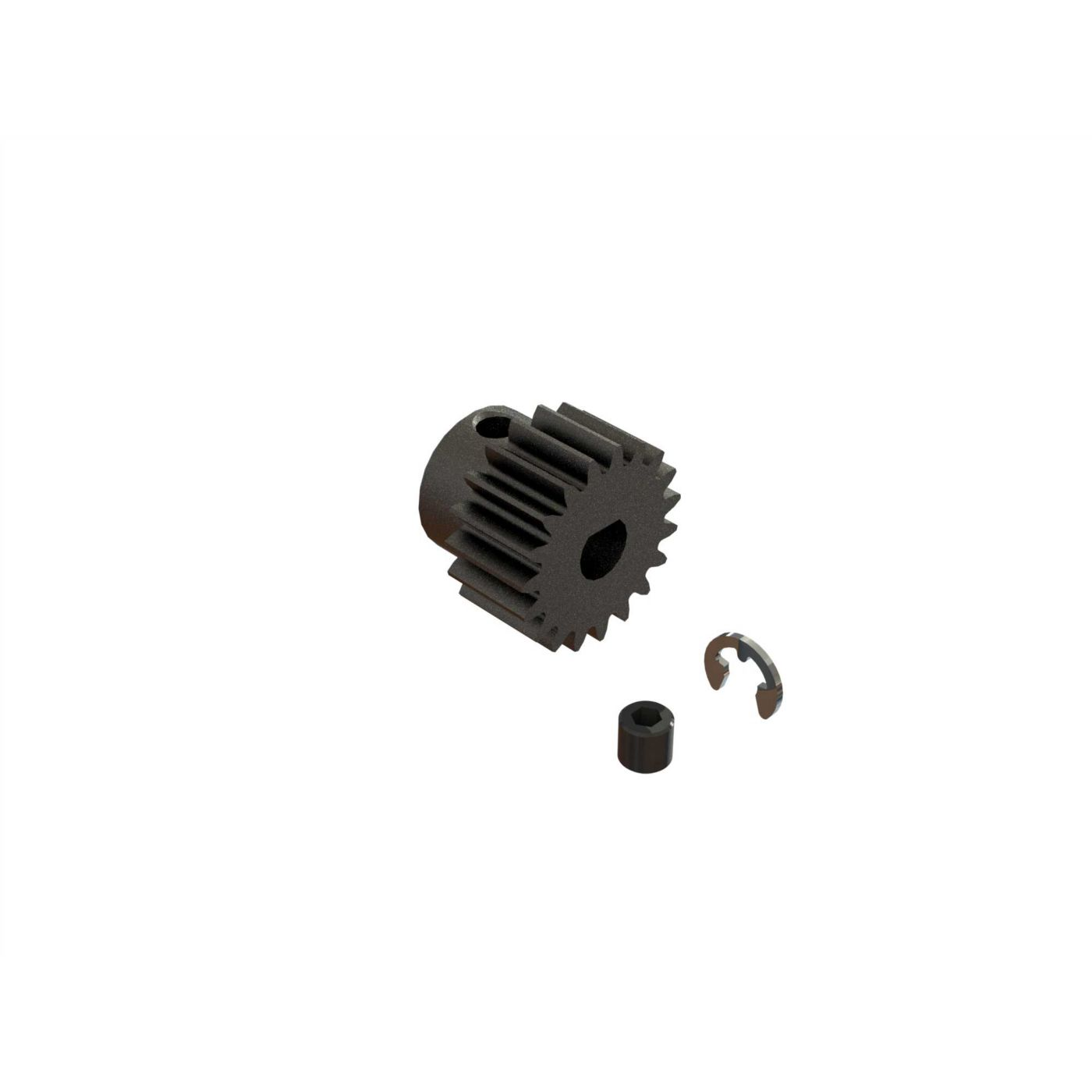 20T 0.8Mod Safe-D5 Pinion Gear