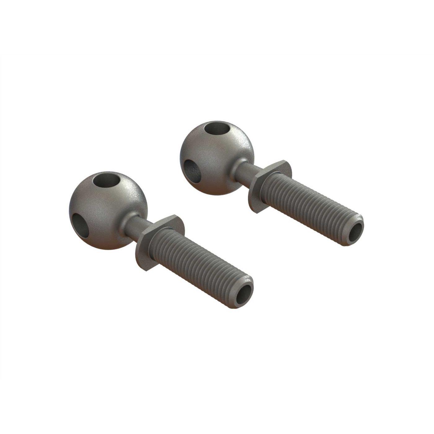 18mm Pivot Ball M8x25mm (2)