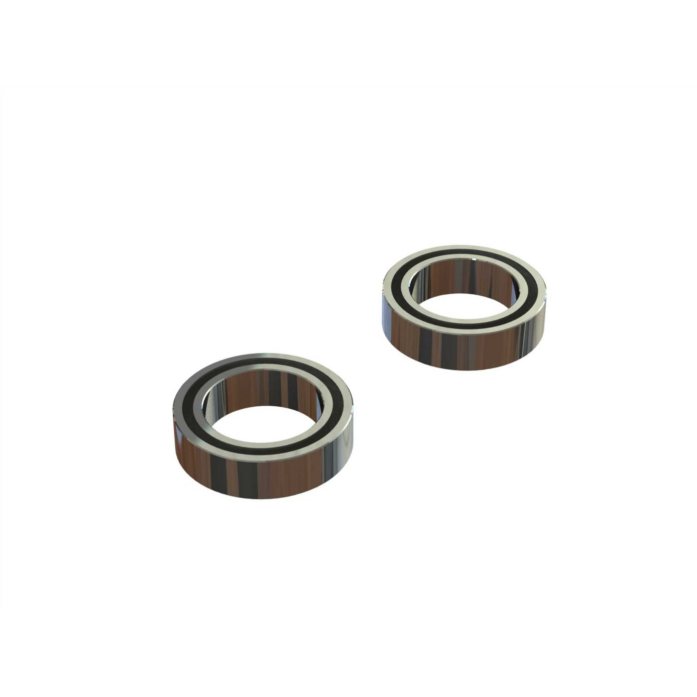 Ball Bearing 10x15x4mm 2RS (2)
