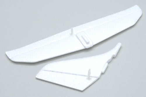 Nine Eagles Tail and Fin Set - Sky Surfer