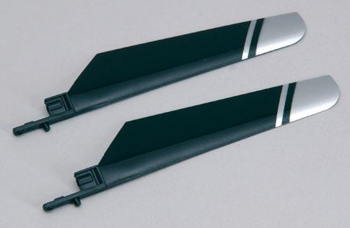 Rotor Blade Set (Black) - SoloPro