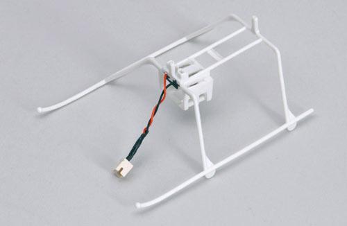 Landing Skid (White) - SoloPro