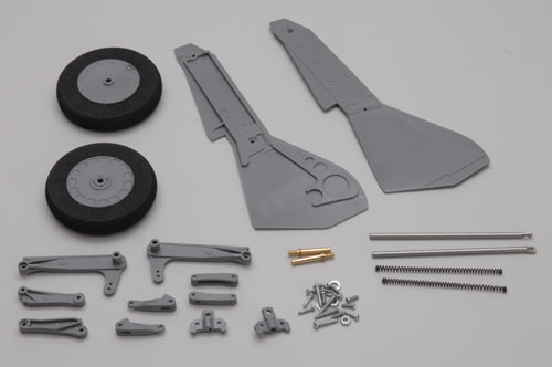 ST Model FW190 - Main Wheel Set