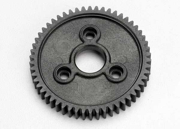 Spur gear, 54-tooth (0.8 metric pitch/compatible 32-pitch)