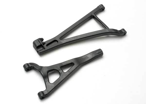 Suspension arms upper (1)/ suspension arm lower (1) (right Front