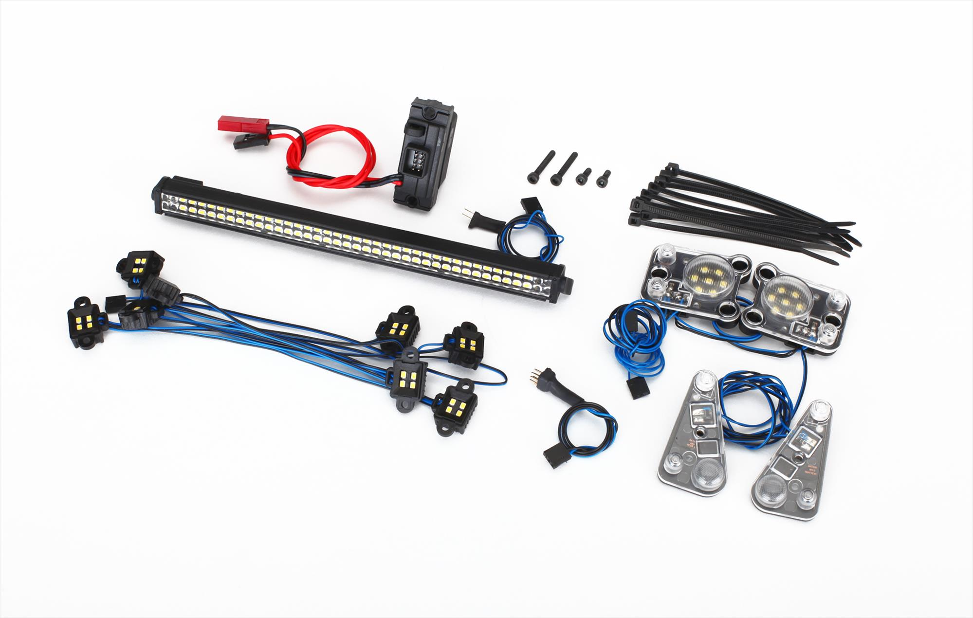 Traxxas TRX-4 LED Light Kit 8030 Land Rover