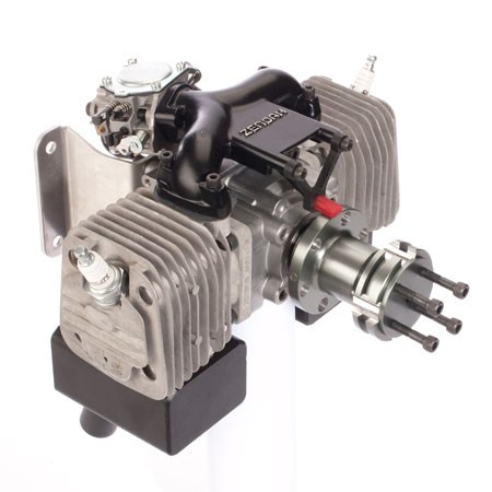 Zenoah 80CC Twin Cylinder Petrol Engine with CDI