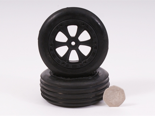 WHEEL AND TYRE BSD BAJA V1-V2 FRONT (PAIR)