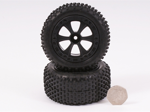 WHEEL AND TYRE BSD BAJA V1-V2 REAR (PAIR)