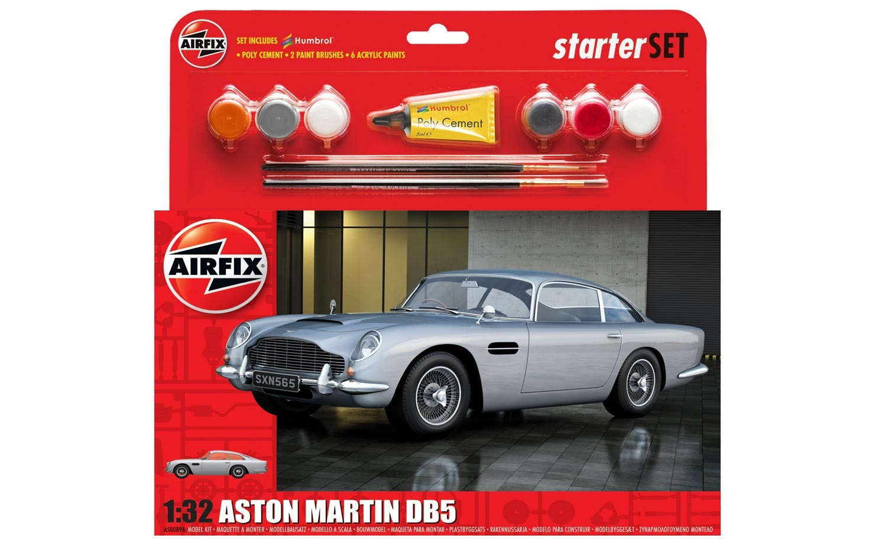 Airfix Aston Martin DB5 Starter Set 1:32 Scale