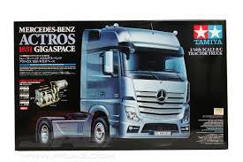 Tamiya 1/14 Mercedes Actros Gigaspace Truck