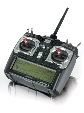 Aurora 9 2.4GHz Transmitter ONLY