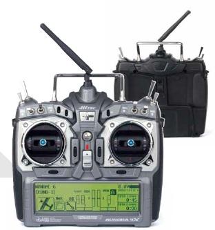 Hitec Aurora 9X Transmitter Only