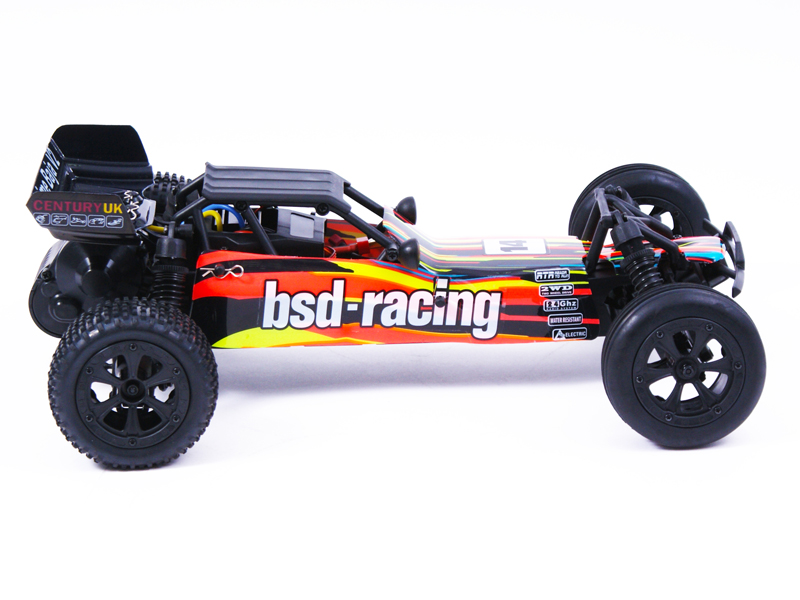 BSD Prime Baja V3 1/10TH Buggy RTR 7.2V NI-MH Orange