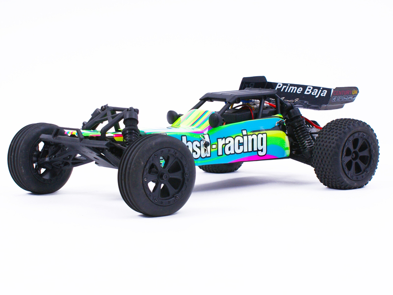 BSD Prime Baja V2 1/10TH Buggy RTR 7.2V NI-MH Green