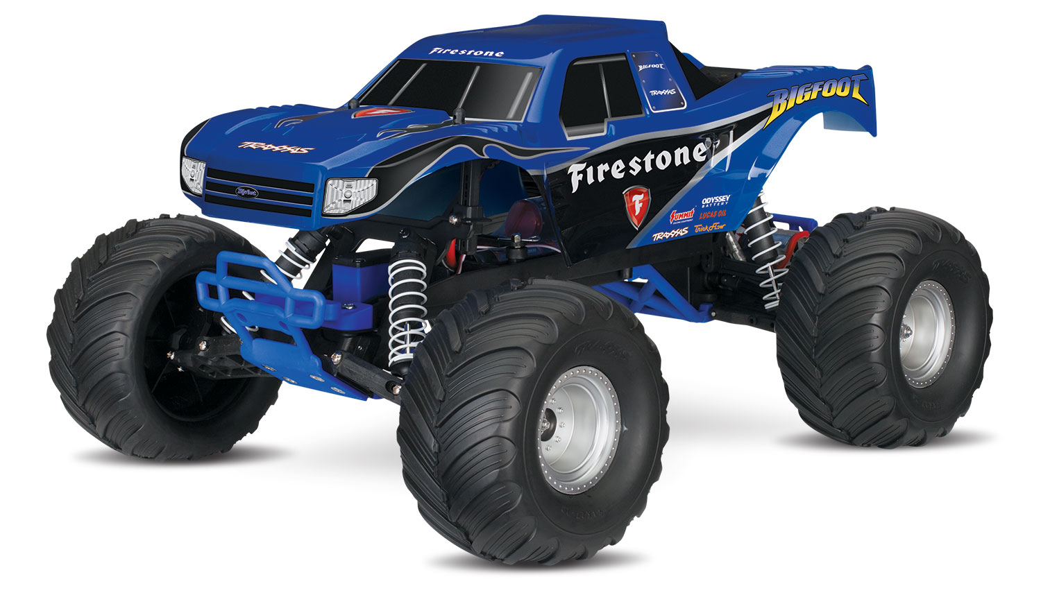 Traxxas BIGFOOT 1/10 Monster Truck XL-5 (TQ/8.4V/DC Chg)