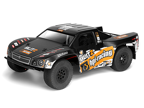 HPI BLITZ FLUX RTR Brushless ARTR