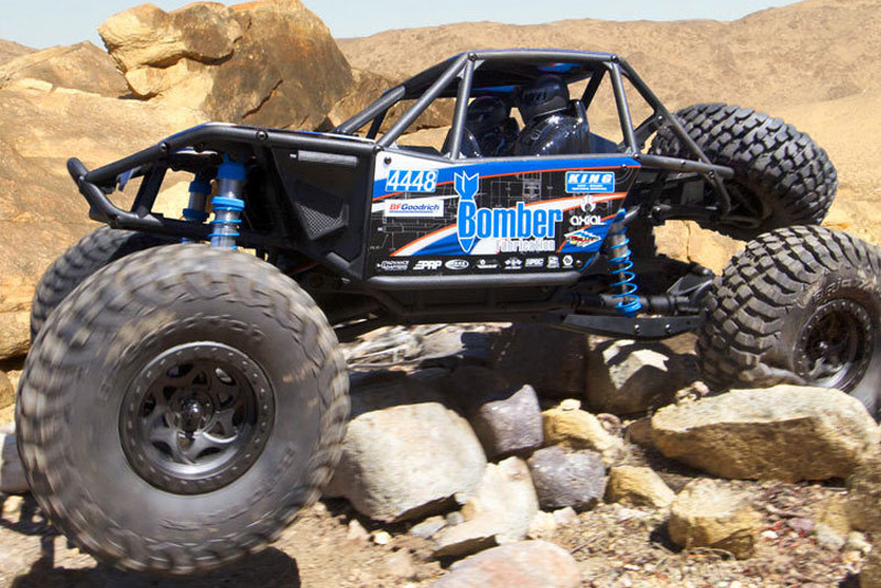 AXIAL RR10 BOMBER 1/10TH 4WD ARTR BUGGY