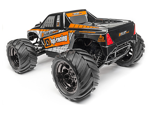 HPI BULLET MT FLUX ARTR Brushless 4WD