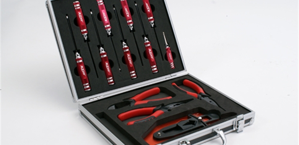 Kds Tool Set In Metal Case  (Full Size Tools)
