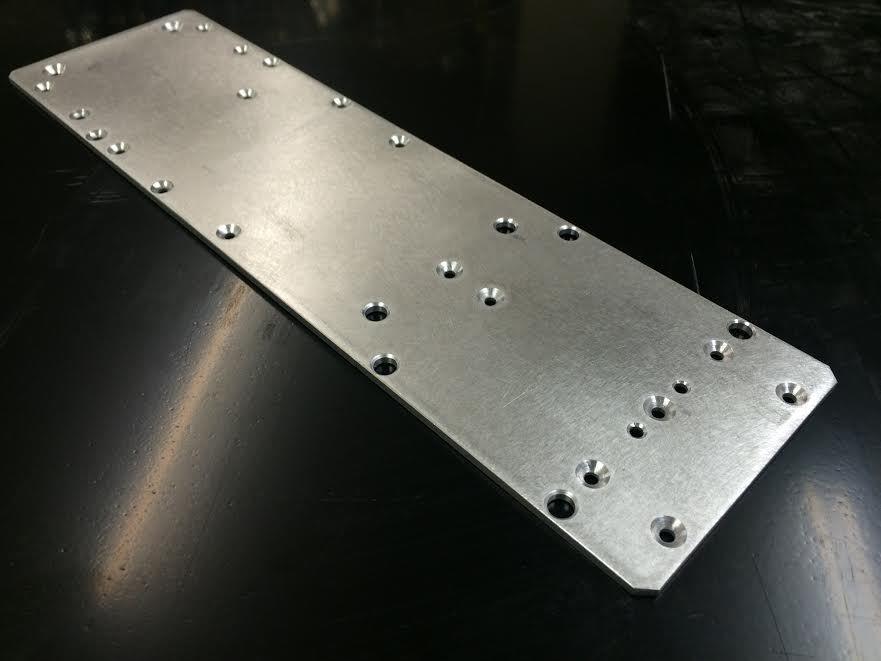 Kamtec 3mm Banger Chassis
