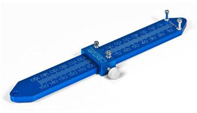 Control Rod Setup Gauge/Ball Link Measuring Tool