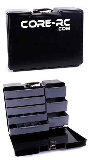 Core RC Polybutler Pit Box