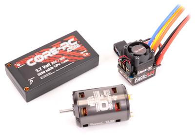 OVAL Power Plant-PACE ESC/SP 10.5/1S Lipo