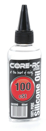 CORE RC Silicone Oil - 100 cSt - 60ml