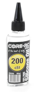 CORE RC Silicone Oil - 200 cSt - 60ml