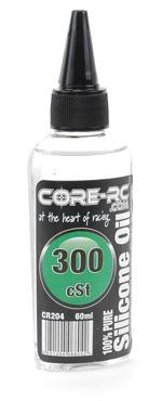 CORE RC Silicone Oil - 300cSt - 60ml