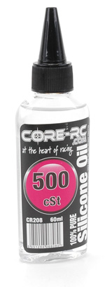 CORE RC Silicone Oil - 500cSt - 60ml