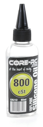 CORE RC Silicone Oil - 800cSt - 60ml
