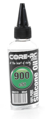 CORE RC Silicone Oil - 900cSt - 60ml