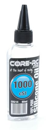 CORE RC Silicone Oil - 1000cSt - 60ml