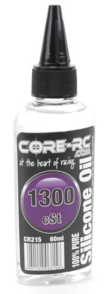 CORE RC Silicone Oil - 1300cSt - 60ml