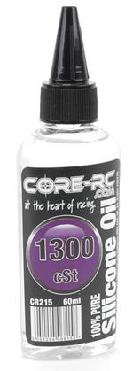 CORE RC Silicone Oil - 1300cSt - 60ml