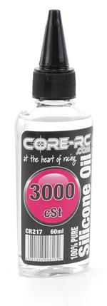 CORE RC Silicone Oil - 3000cSt - 60ml