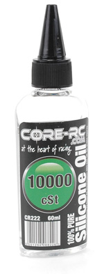 CORE RC Silicone Oil - 10000cSt - 60ml