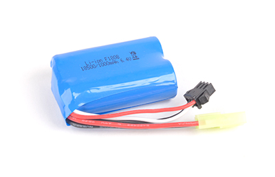 Core RC Li-Fe Battery 6.4V - 1000mAh