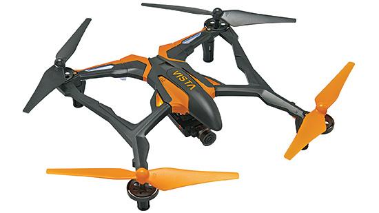 Dromida Vista FPV Camera Orange
