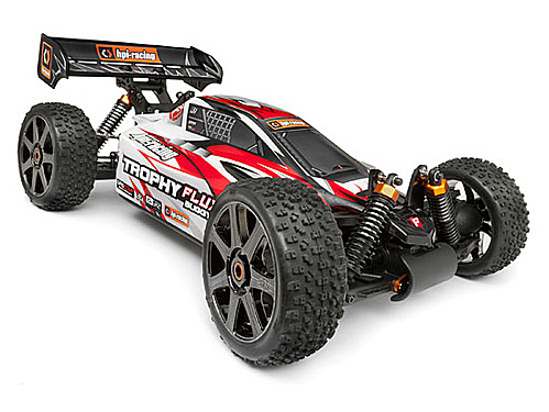HPI TROPHY BUGGY FLUX (2.4GHZ) ARTR