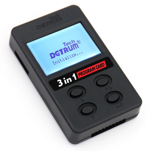 DYNAM DETRUM 3-IN-1 PROGRAM CARD (ISTONE)