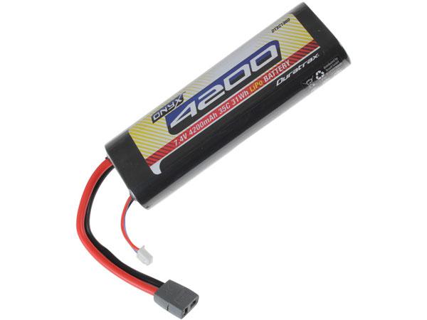 Onyx Sport HC LiPo Stick pack 7.4V 4200mAh 35C