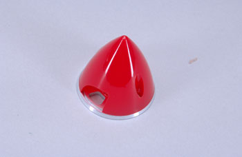 Irvine Spinner 45mm Red