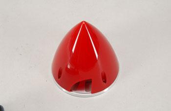 Irvine Spinner 82mm Red
