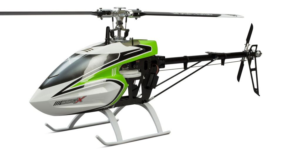 550X Pro Series Helicopter Kit