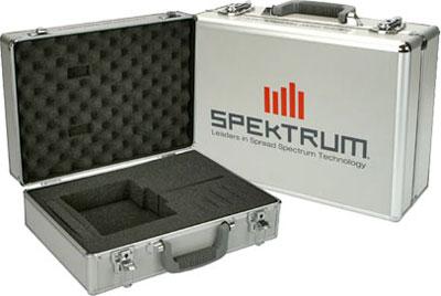 Spektrum Aluminium Transmitter Case