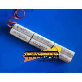 Sanyo Eneloop 2000 AA 7.2v Multiplex  TX Pack