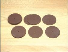 Carborundum 38mm Cutting Discs (Pack 10)